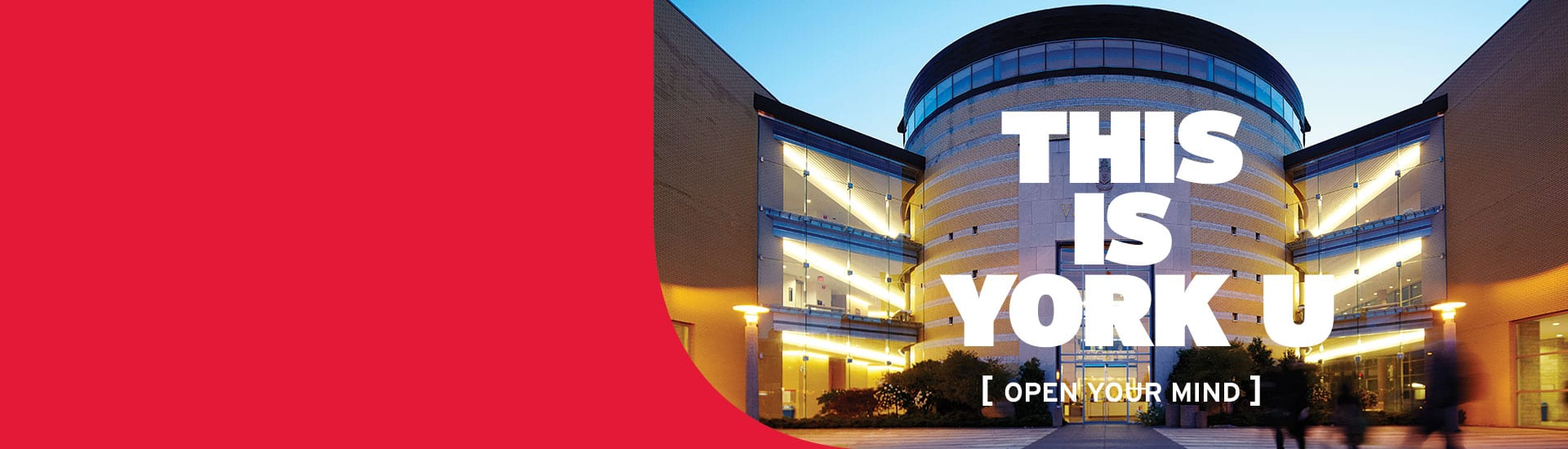 York University is known for championing new ways of thinking that drive teaching and research excellence.
