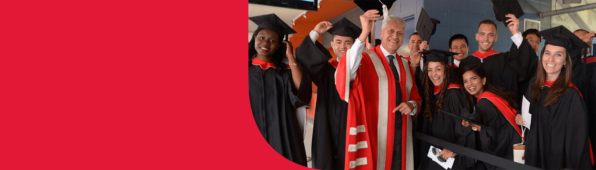 Congratulations to York University