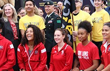 York University announces a new student award in honour of Invictus Games