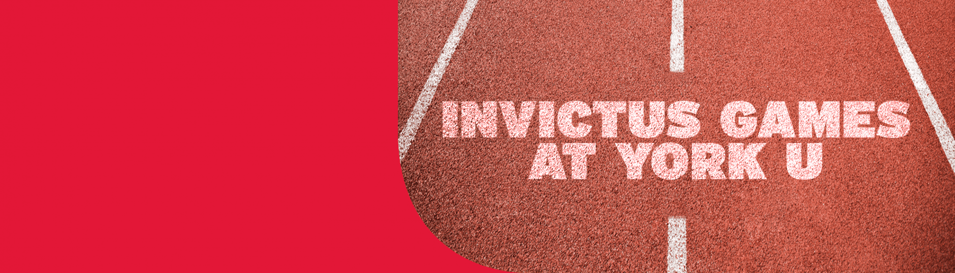 York is proud to be a host venue of the Invictus Games