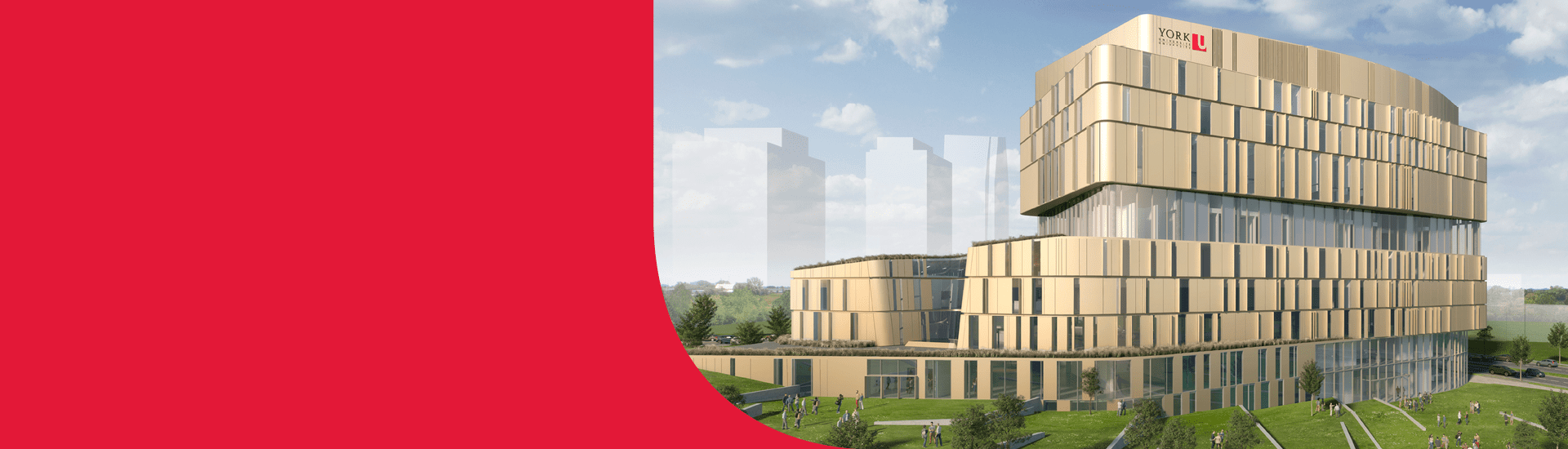 York University's Board of Governors has approved the preliminary design and budget for the York University Markham Centre Campus