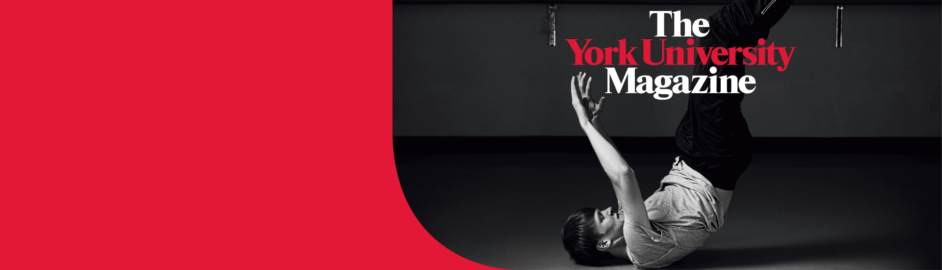 The new winter edition of the York University Magazine is here and covers everything from dance to infectious disease