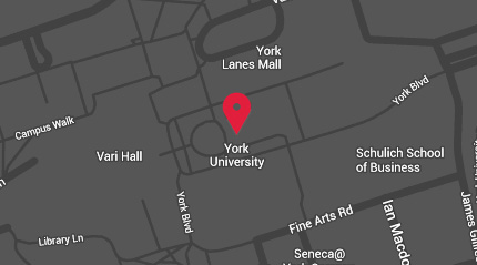 Thumbnail image of Keele Campus Map